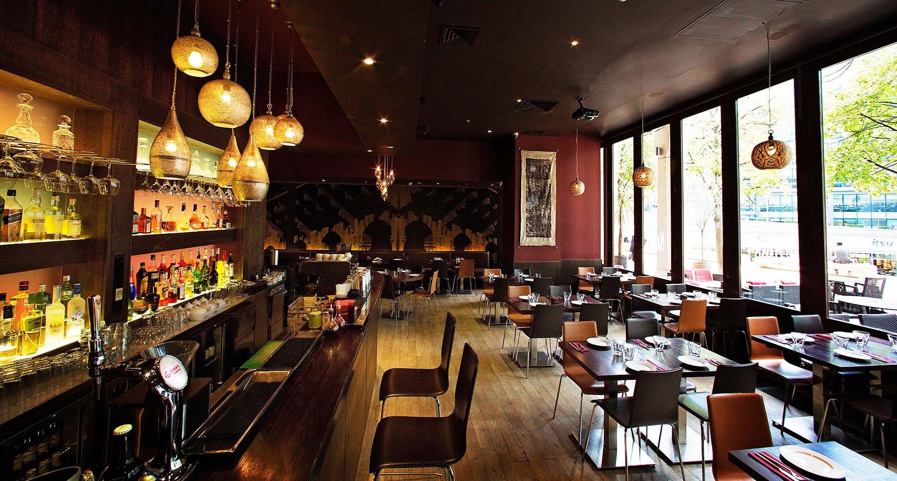 Hummus Restaurant London